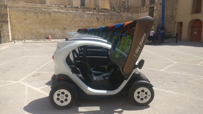 malta tours easy to park