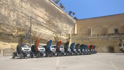 eco tour or malta rentals